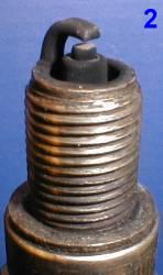 Как определить состояние двигателя по свече зажигания 2