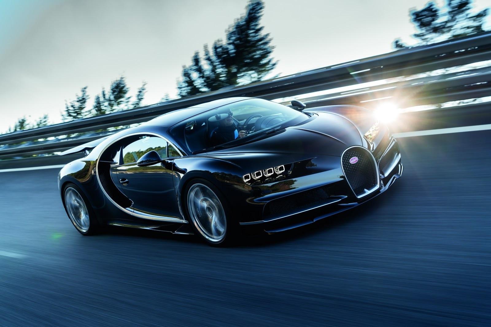 «Традиции в сторону»: Bugatti оснастят электрическими моторами 1