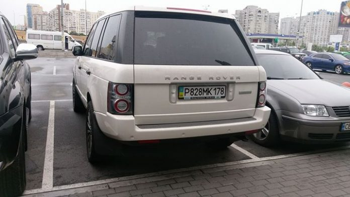 Как автовладельцы других стран маскируют свои авто «под украинские» 1