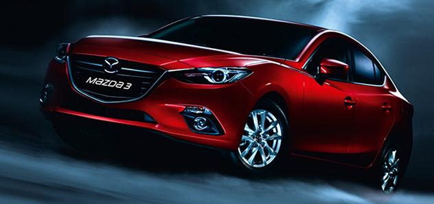 Mazda «слегка модифицирует» третье поколение моделей 1
