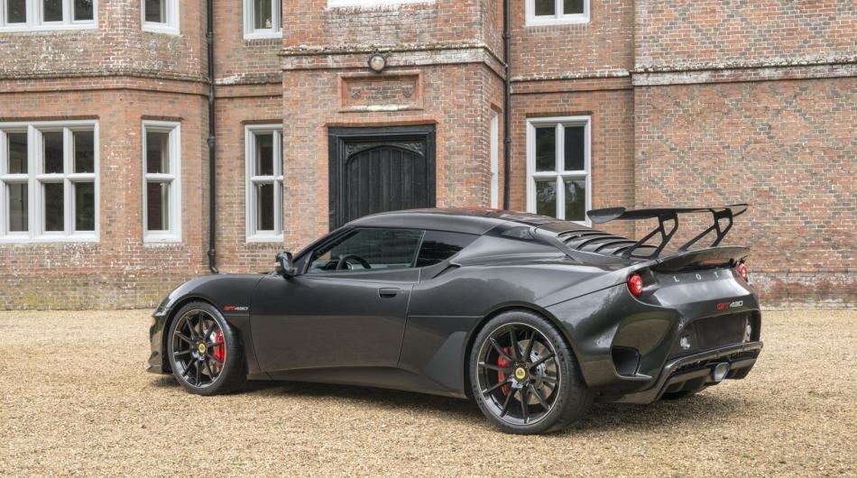 Марка Lotus представила свой «лучший» автомобиль 1
