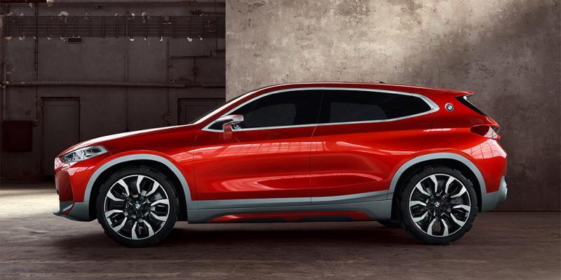 В BMW презентовали малогабаритный внедорожник BMW X2 1