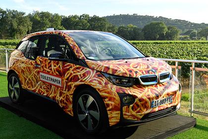 «Спагетти-кар» BMW «ушел с молотка» за 100 000 евро 1