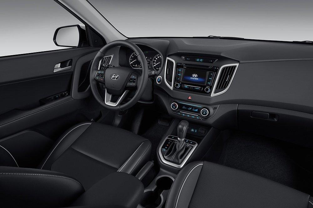 Рендер Hyundai Creta Sport «просочился в Интернет» 3
