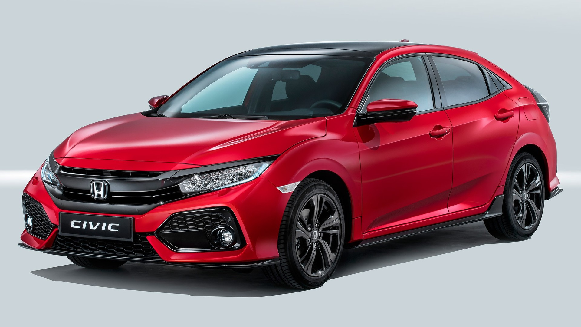 Новая генерация Honda Civic «завоевала авторынки» 1