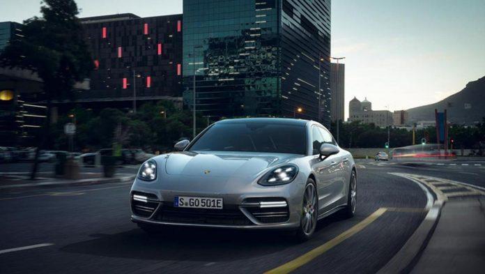 В Porsche презентовали Panamera Turbo S, «надеясь заткнуть за пояс Tesla» 1
