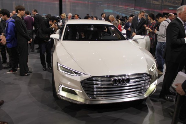 Компания Audi пообещала выпустить 4 новые модели 1