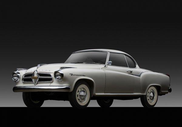 В Германии возродили марку Borgward и классическую модель Isabella 2