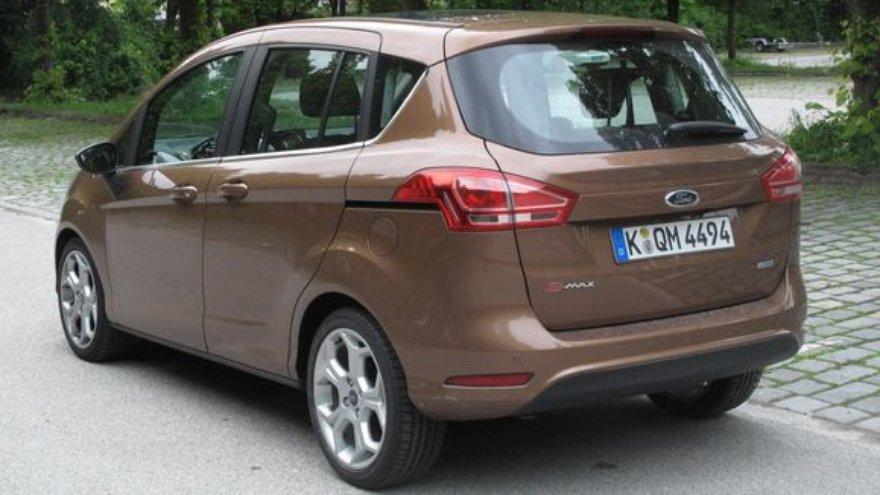 Ford снимает с производства популярный компактвен 2