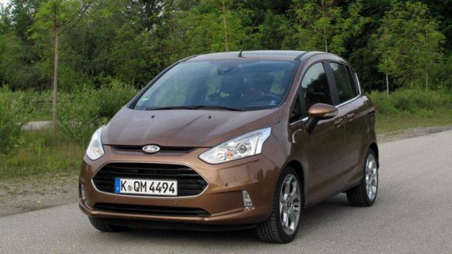 Ford снимает с производства популярный компактвен 1