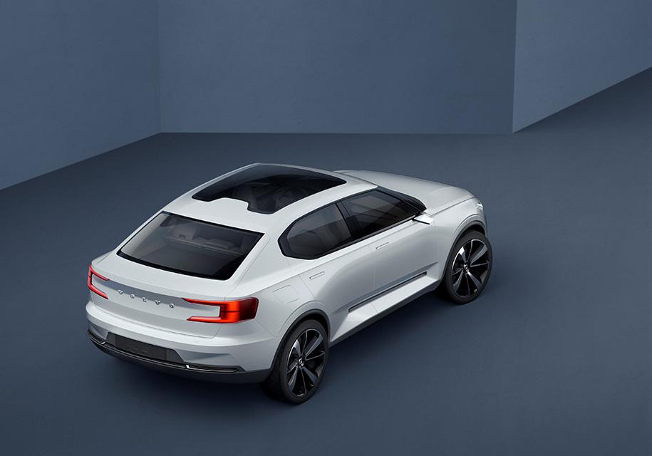 Марка Volvo запатентовала название новой модели 1