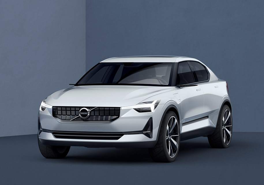 Марка Volvo запатентовала название новой модели 2
