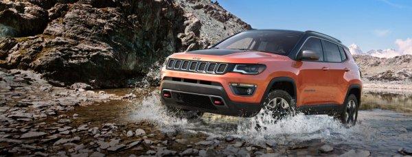 Индийцам достанется самый дешёвый Jeep Compass 1