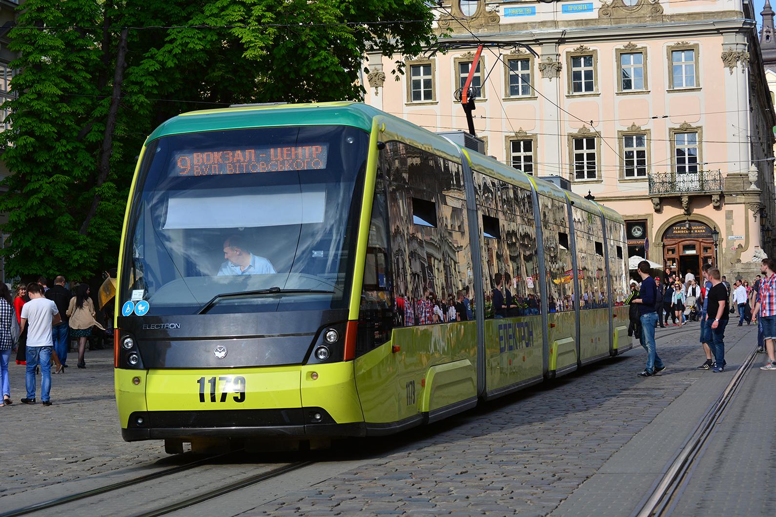 Во Львове не хотят видеть польские трамваи 1
