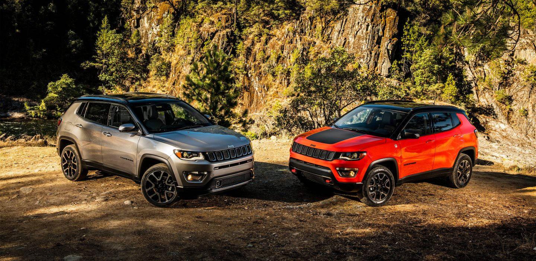 Индийцам достанется самый дешёвый Jeep Compass 2