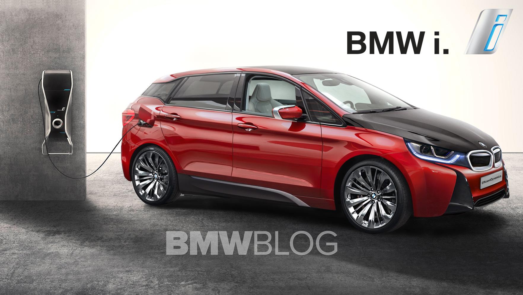 В BMW покажут «сильного конкурента» Tesla Model X 1