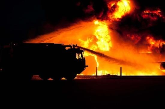 Из-за пожара компания Shell остановила крупнейший в Европе нефтезавод 2