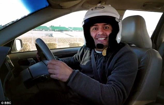 Гонщик и ведущий «Top Gear» пострадал во время съемок автошоу 1