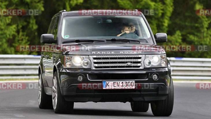 За рулем несущегося по «Северной петле» Range Rover, оказался ребенок 1