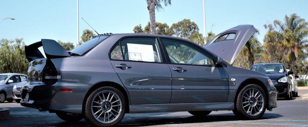 На аукцион выставили одиннадцатилетний Mitsubishi за $138 000 1