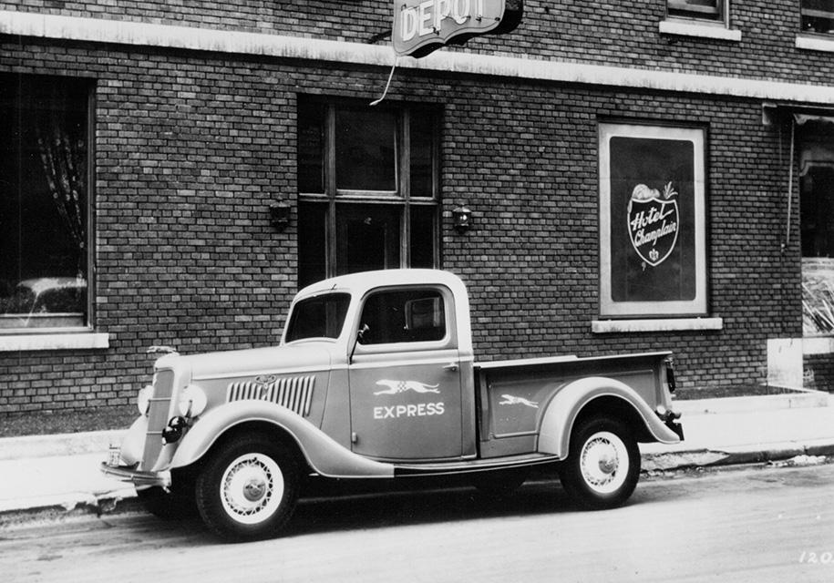 Первому пикапу Ford исполнилось 100 лет 1