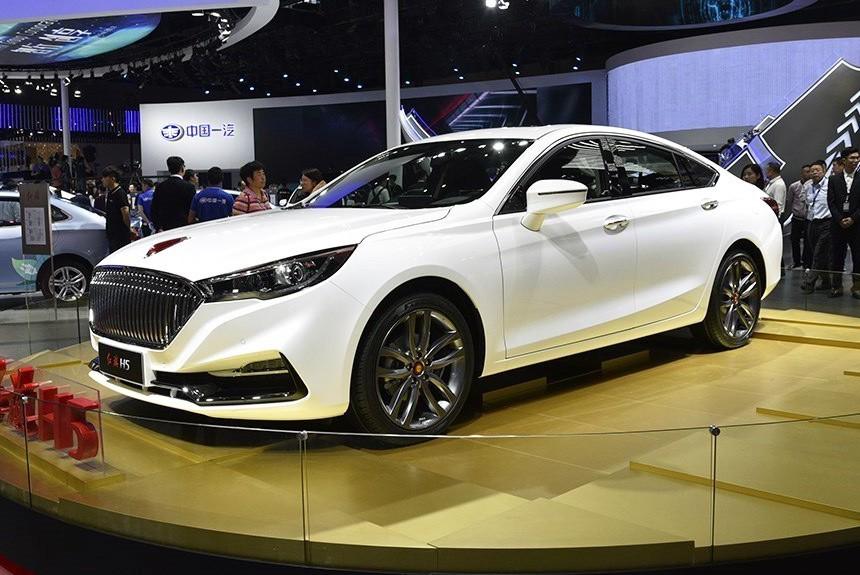 В Поднебесной «похвастались китайской копией Mazda 6» 1