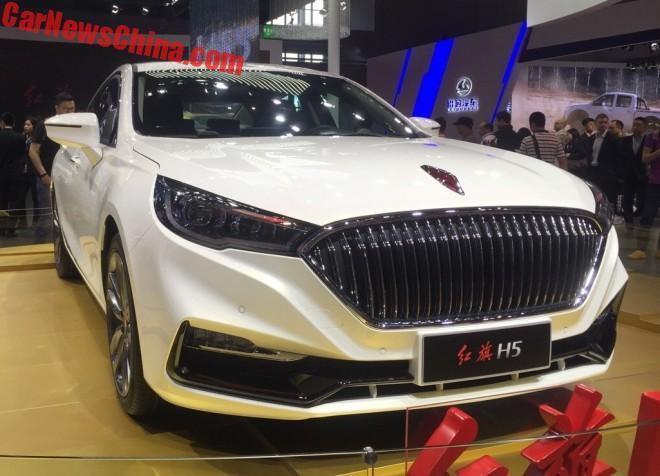 В Поднебесной «похвастались китайской копией Mazda 6» 2
