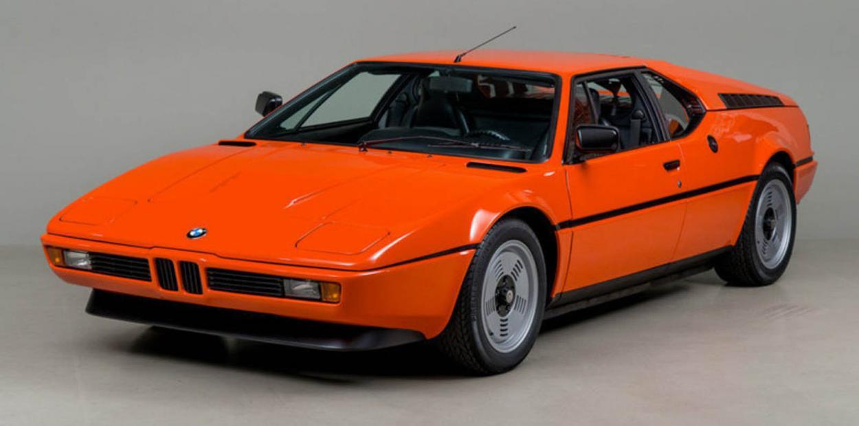 «Полцарства за королеву»: на аукцион выставили BMW M1 2