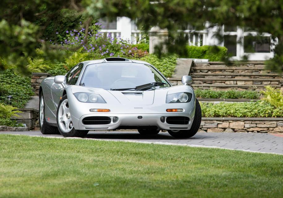 На аукцион выставили McLaren «по рекордной цене» 2