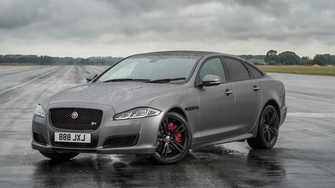 Марка Jaguar показала самый мощный XJ 1