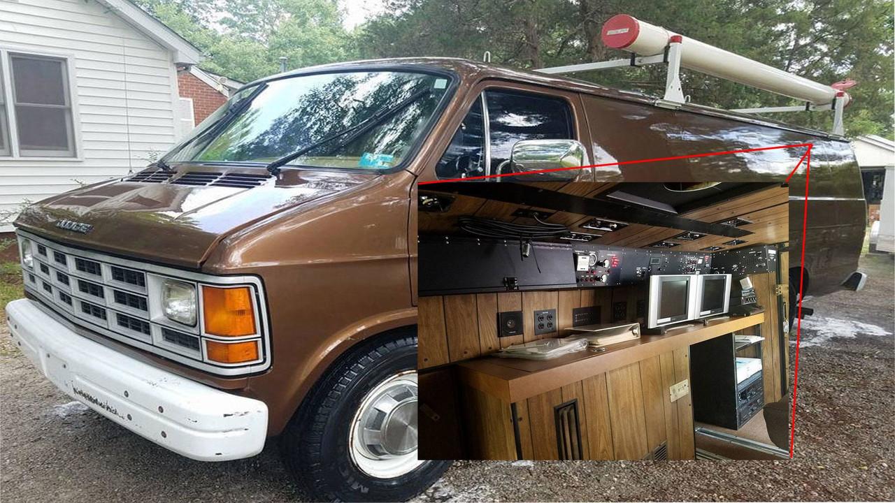 На аукцион выставили Dodge, принадлежавший FBI 2