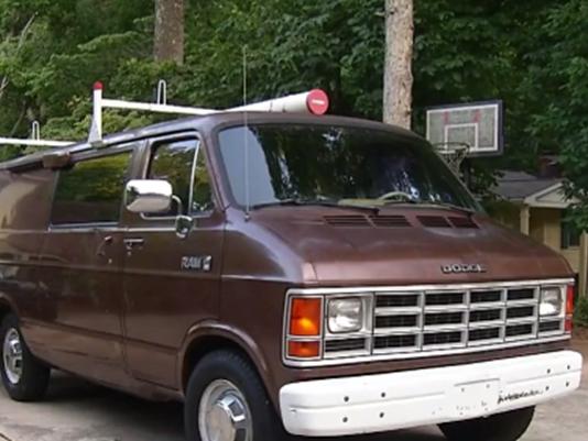 На аукцион выставили Dodge, принадлежавший FBI 1