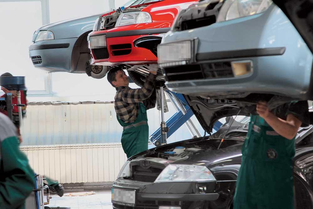Обманы на СТО: что должен знать каждый автолюбитель? 1