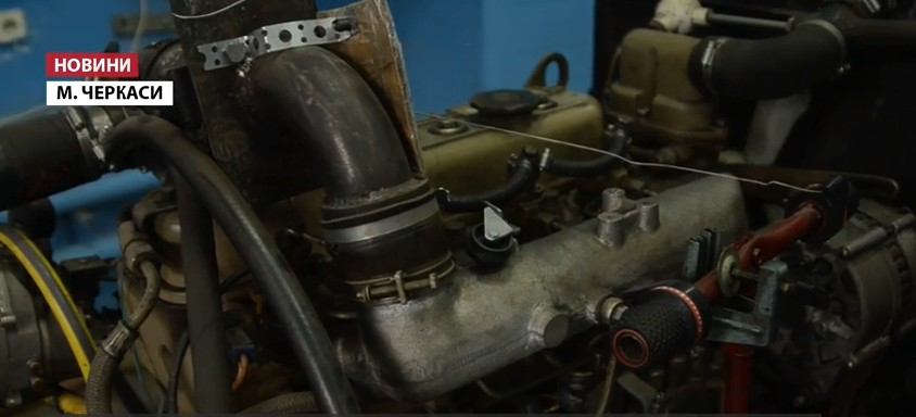 Украинские специалисты запатентовали инновационный дизельный двигатель 1