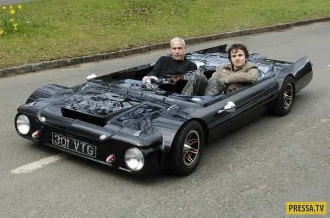 Самый низкий автомобиль в мире 1