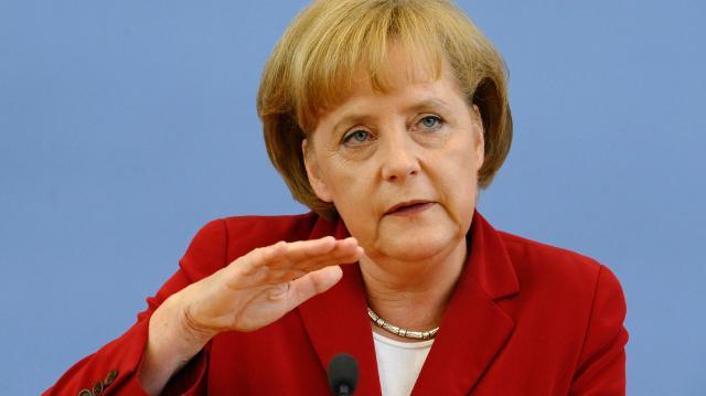 Ангела Меркель «пророчит гибель немецкого автопрома» 1
