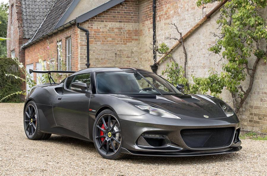 Марка Lotus представила свой «лучший» автомобиль 2