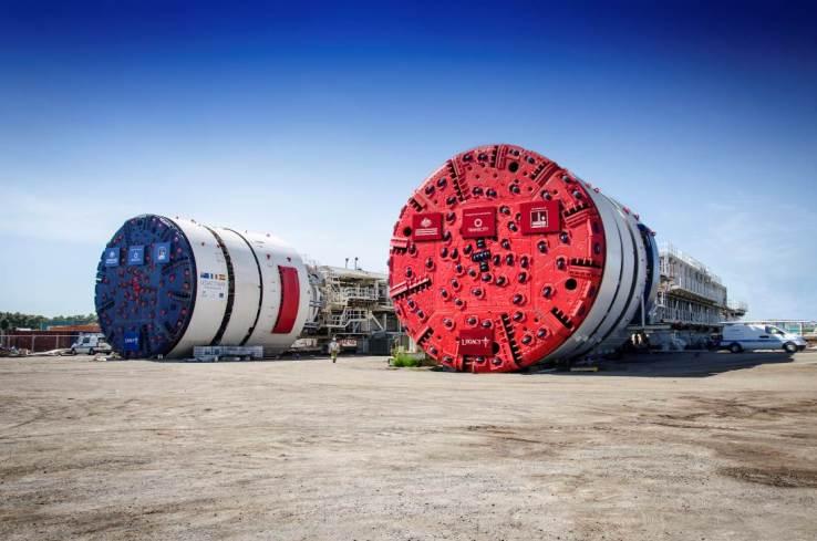 Илон Маск намерен пробурить тоннель от Вашингтона до Нью-Йорка 1