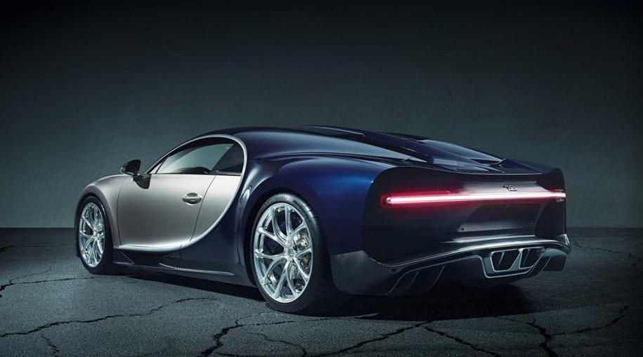 Глава компании Bugatti заговорил о «наследнике» гиперкара Chiron 1