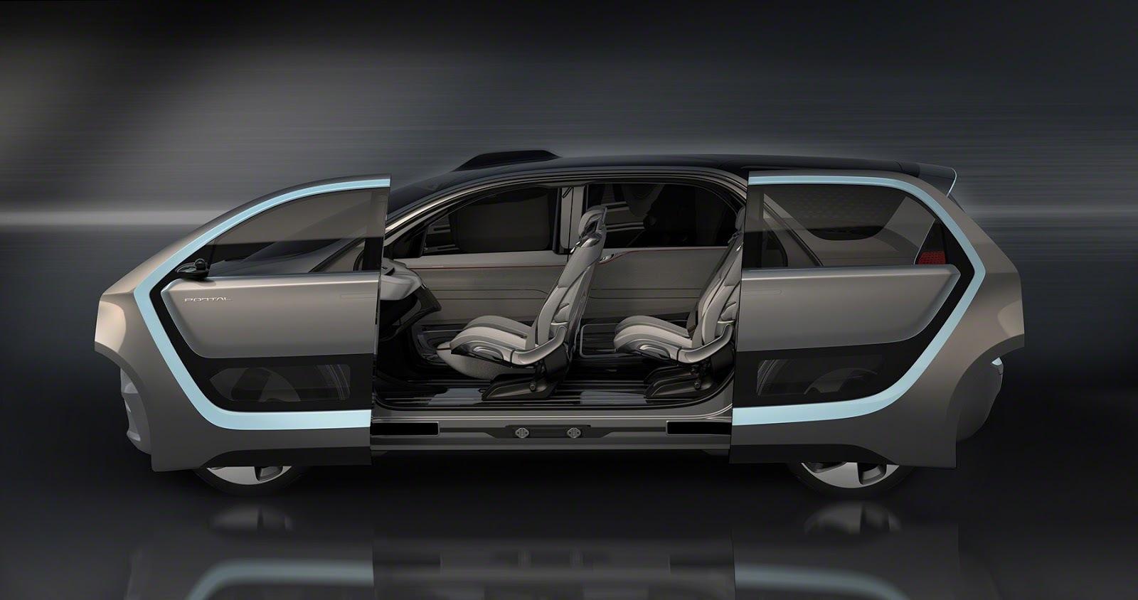 Новый Chrysler будет сам делать селфи 1