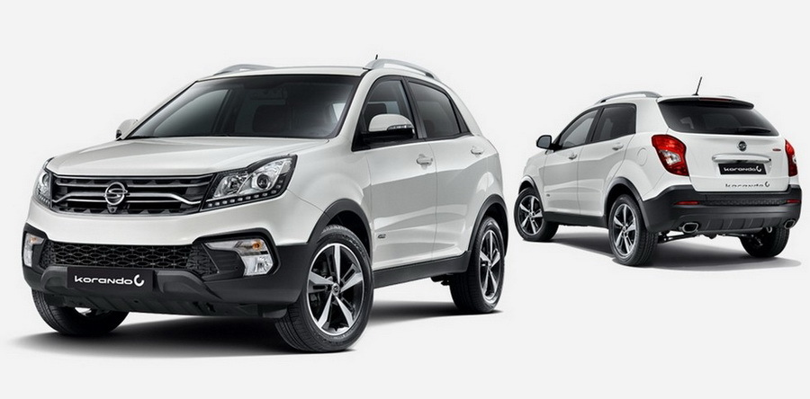 SsangYong Actyon обновился 1