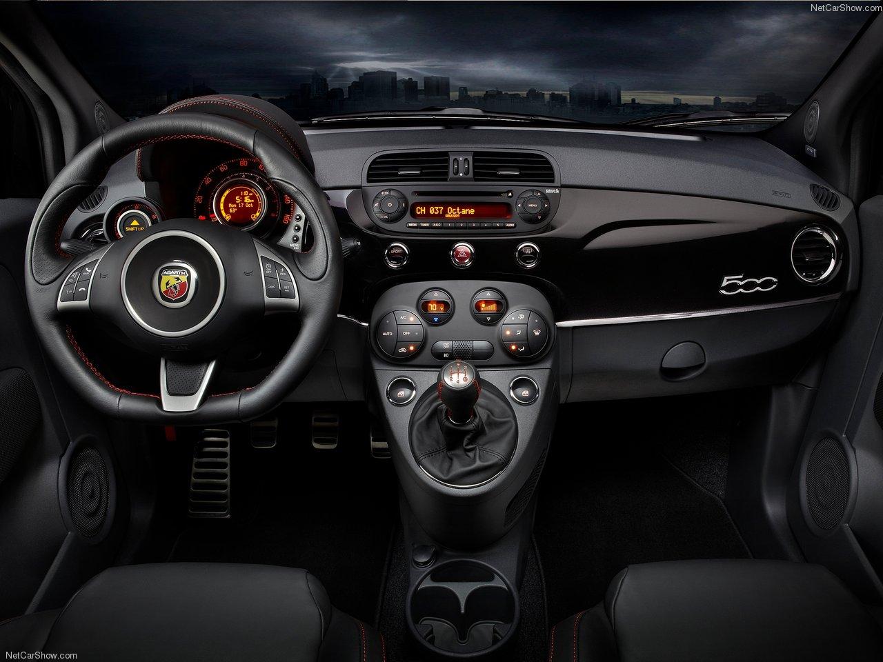 «Истинный итальянец»: тест-драйв Fiat 500 Abarth 3