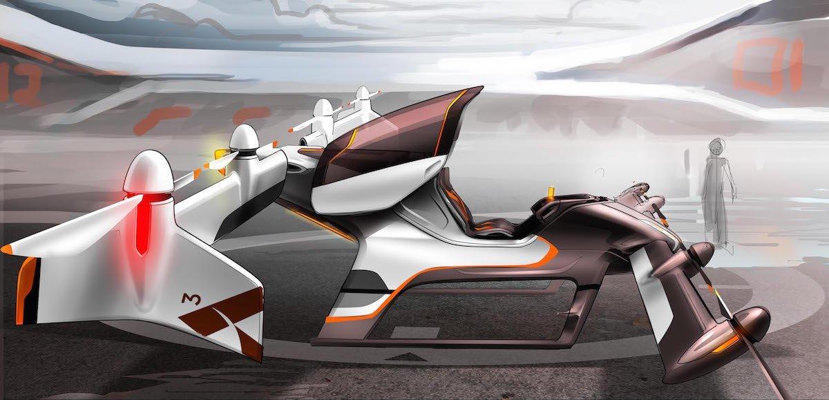 Компания Airbus возьмется за разработку автомобилей 1