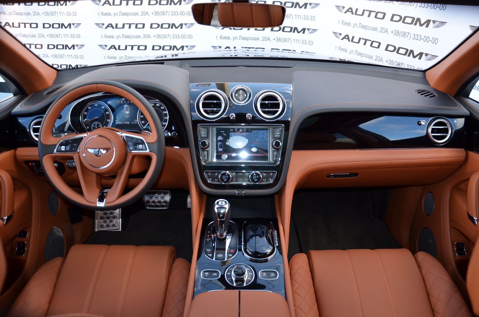 «Чужой среди своих»: тест-драйв Bentley Bentayga 4