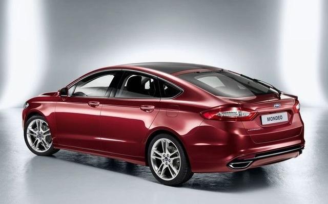 Ford «за миллион»: новый автомобиль для украинских чиновников 2