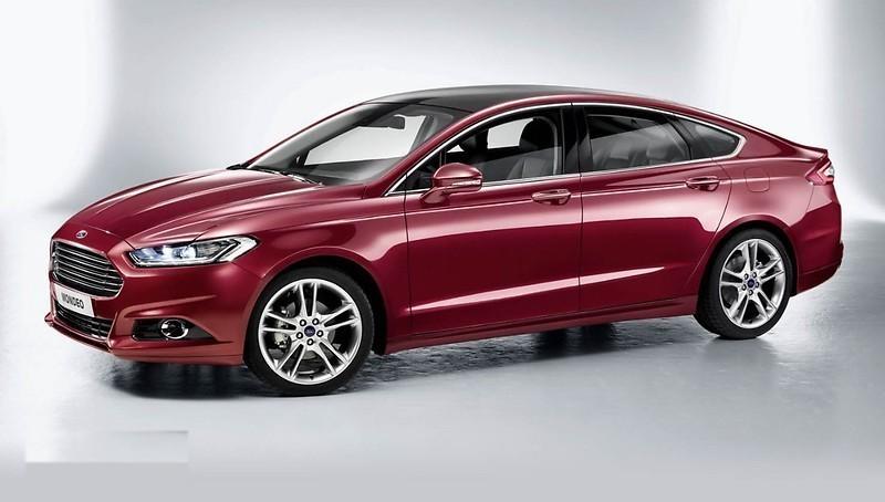 Ford «за миллион»: новый автомобиль для украинских чиновников 1