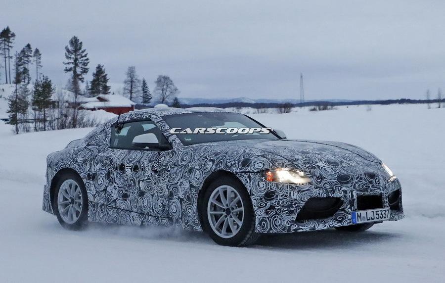 BMW и Toyota скоро выпустят «модели-близнецы» 1