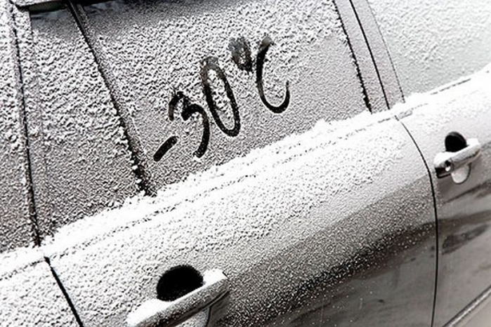 Что может сломаться в машине в лютый мороз 1
