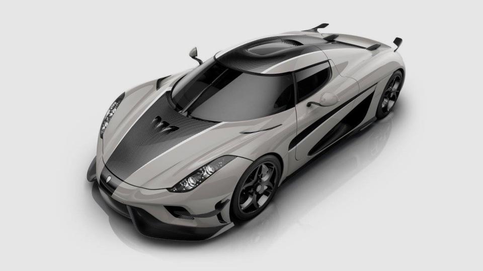 Koenigsegg предложил сотрудникам помечтать о собственном гиперкаре 1