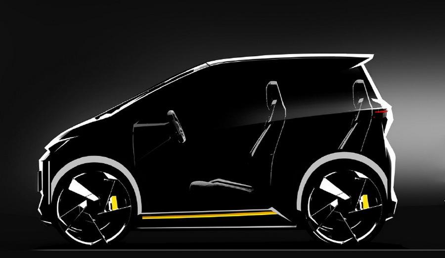 Китайцы придумали электромобиль для тех, кому негде заряжаться